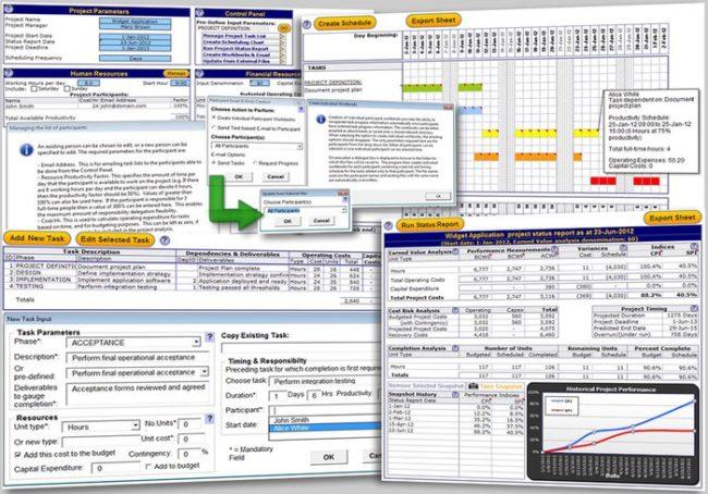 free project management templates exceltemple