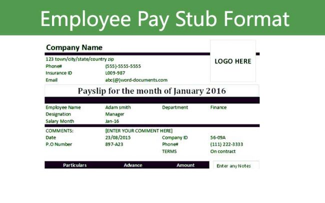 employee-pay-stub-excel-template-format