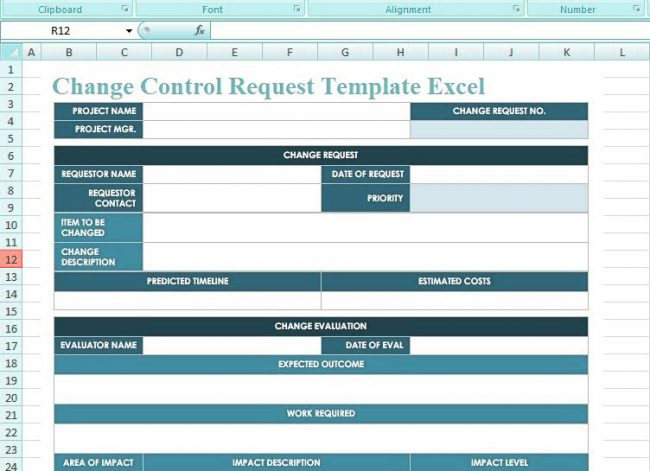 Change-Control-Request-Template-excel